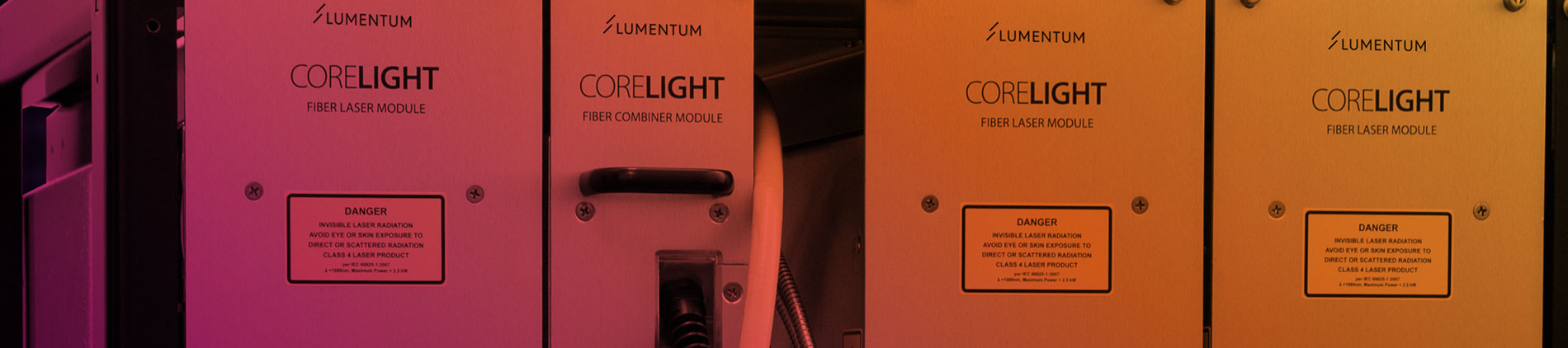 Fiber Laser Modules