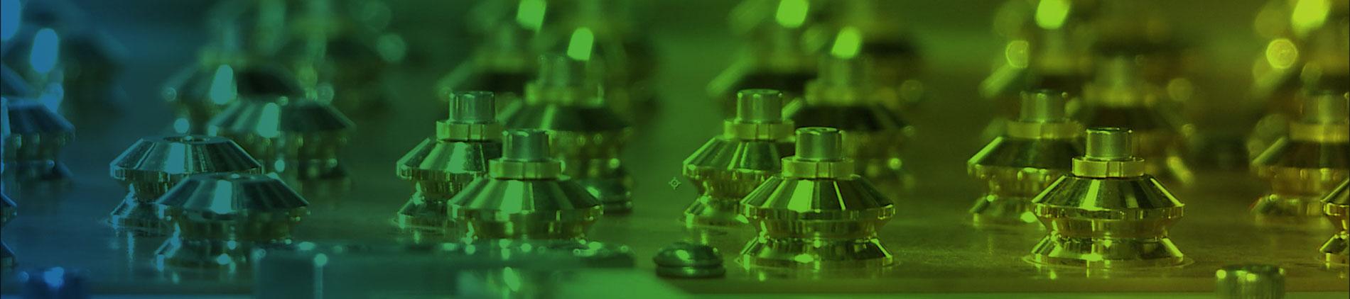 エッジエミッター半導体レーザ