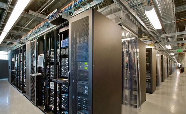 データセンター内接続及びデータセンター間接続