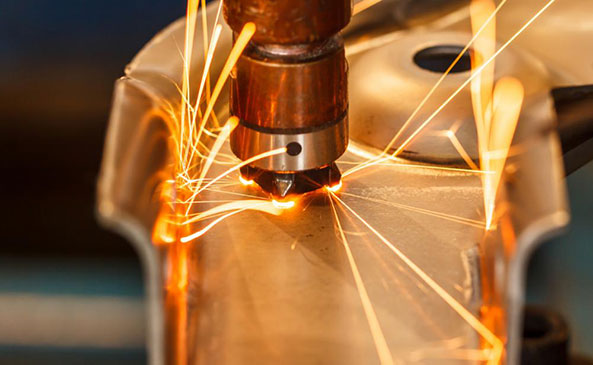 High-Quality Sheet Metal Welding