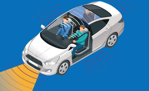 Facilitating the future of automotive 3D sensing