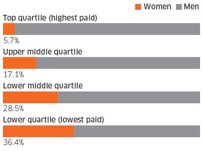 UK Gender Pay Gap Report