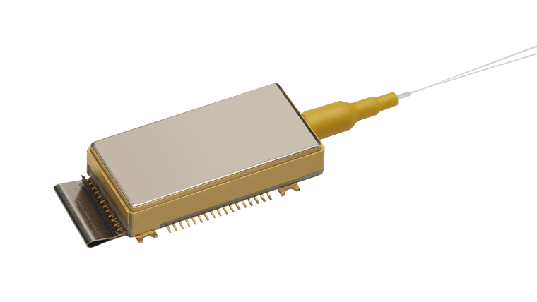 Micro-Integrated Coherent Receiver (µICR) up to 32 Gbaud Symbol Rates