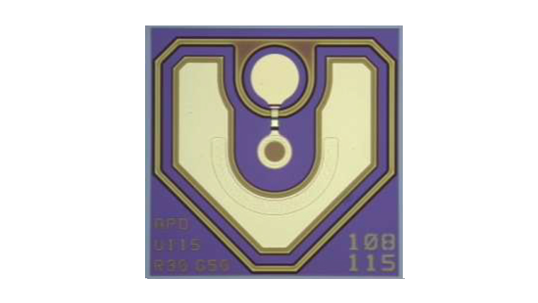 Avalanche Photodiode (APD) 10G Chip, Extended Temperature