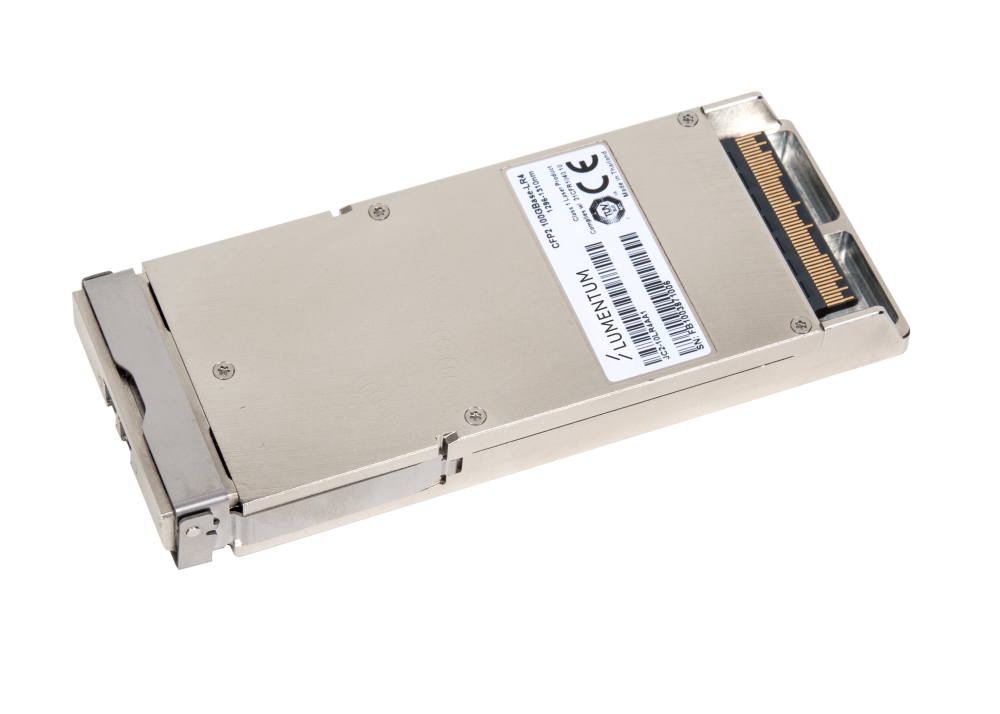 CFP2 LR4 Optical Transceiver with 100GE for up to 10 km Reach