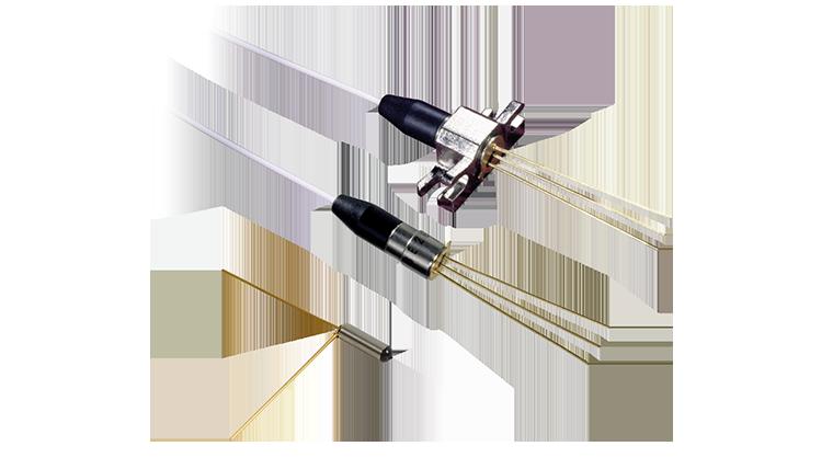 C-Band, L-Band, Pass-Band Low-Leakage PIN Photodiodes