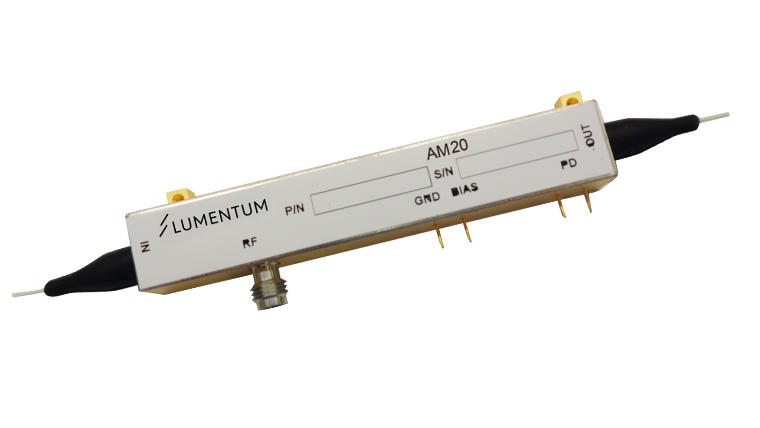Intensity Modulator for Analog Applications, 20G/40G, Powerlog