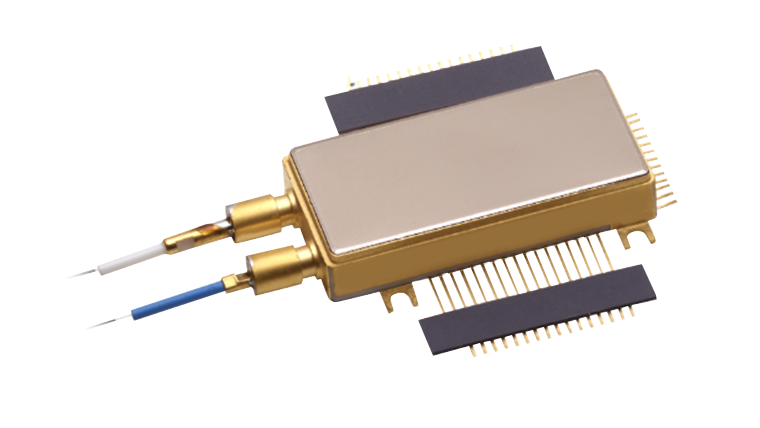 Micro-Integrated Coherent Receiver (µICR) up to 64 Gbaud Symbol Rates