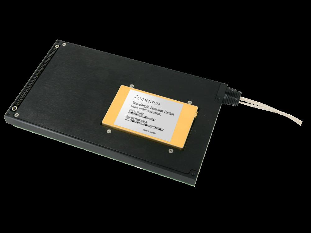 1x2/1x4 100 GHz Wavelength Selective Switch (WSS), Mini