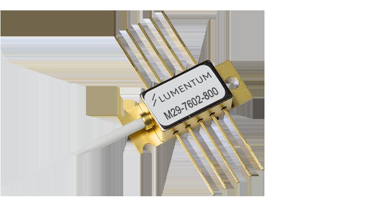 800 mW Fiber Bragg Grating Stabilized 10-pin Mini-Butterfly 980 nm Pump Modules