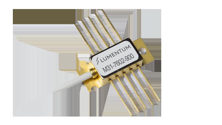 950 mW Fiber Bragg Grating Stabilized 10-pin Mini-Butterfly 980 nm Pump Modules