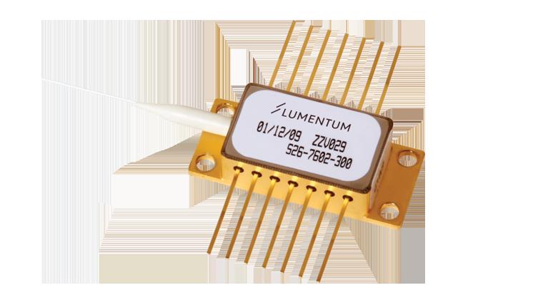 340 mW Fiber Bragg Grating Stabilized 980 nm Pump Modules