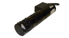 Air-Cooled Argon-Ion Laser in Cylindrical Package