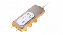 60 W 878 nm Locked Fiber-Coupled Diode Pump Laser Module
