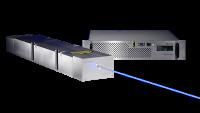 高出力 Q スイッチ LD 励起 UV 及びグリーンレーザ
